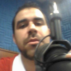 Photo taken at Rádio Bandeirantes 820 AM by Bruno F. on 4/27/2014
