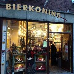 Photo taken at De Bierkoning by Fredrik H. on 10/4/2012