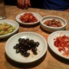 Photo taken at Hon Korean Restaurant by Konni D. on 5/24/2014