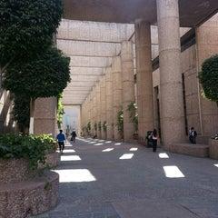 Photo taken at Palacio De Justicia Federal by Omar O. on 2/25/2013