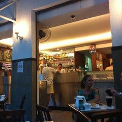 Photo taken at Bar Bracarense by psuprunov on 2/27/2013