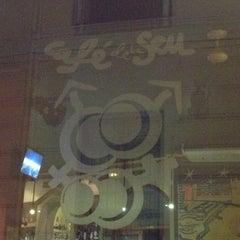 Photo taken at Café de la Seu by Tomas S. on 10/12/2012