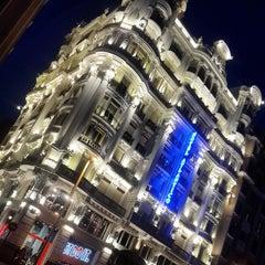Photo taken at Hotel Atlántico by Dmitriy K. on 9/28/2015