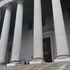 Photo taken at New York Supreme Court by Rob L. on 9/27/2012