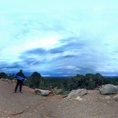 Photo taken at Top of Porter Mountain by Eric N. on 7/9/2014