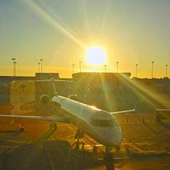 Photo taken at Terminal 3 by Eric N. on 2/26/2015