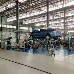 Photo taken at Toyota Service Center by Sarbjit S. on 8/26/2013