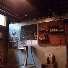 Photo taken at Upright Brewing by gymclimber on 9/20/2015