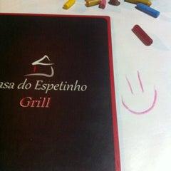 Photo taken at Casa do Espetinho by Carolina M. on 2/12/2014