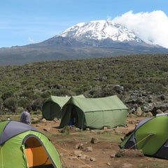 Photo taken at Mount Kilimanjaro by Paul M. on 7/24/2014
