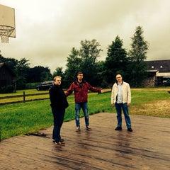 Photo taken at krasti by Jānis R. on 6/22/2014