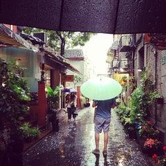 Photo taken at 田子坊 | Tian Zi Fang by Philip L. on 6/7/2013