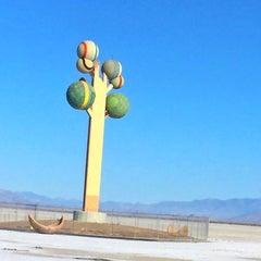 Photo taken at Metaphor: The Tree Of Utah by Jasmine R. on 6/13/2015