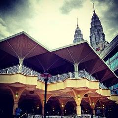 Photo taken at Masjid Asy-Syakirin by Aris M. on 5/17/2013