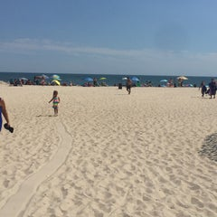 Photo taken at Robert Moses State Park - Field 5 by Selina H. on 8/5/2015