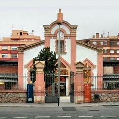 Photo taken at Biblioteca Central Xavier Amorós by Jorge F. on 8/7/2015
