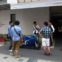Photo taken at ホテル ガーデンスクエア静岡 by Makoto C. on 6/9/2013