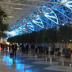 Photo taken at Charlotte Douglas International Airport (CLT) by Jacob M. on 1/18/2013