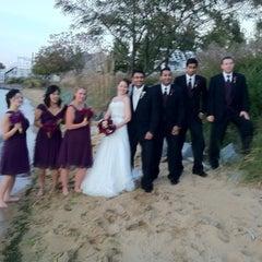 Photo taken at Chesapeake Bay Beach Club by Mike E. on 10/19/2012