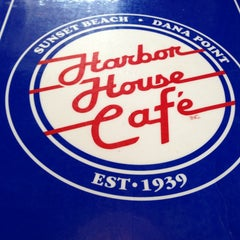 Photo taken at Harbor House Cafe by David M. on 2/4/2013