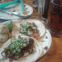Photo taken at Tacos Don Pancho by Adolfunk L. on 7/18/2014