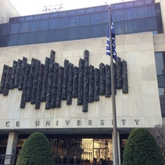 Photo taken at Pace University by Ken P. on 1/8/2013