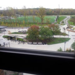 Photo taken at The Wallace Center & RIT Libraries by Shapikah R. on 10/14/2012