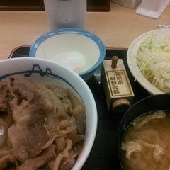 Photo taken at 松屋 高田馬場店 by Hiroshi O. on 3/21/2015