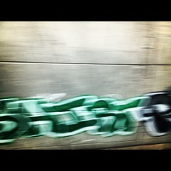 Photo taken at Harrison Municipal Parking Lot by Nikelii B. on 9/22/2012