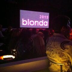 Photo taken at Sala de ball de Girona by Nini on 3/20/2013