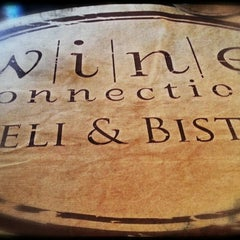 Photo taken at Wine Connection Deli and Bistro by Palung K. on 3/16/2013