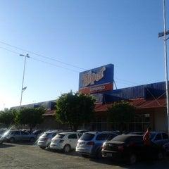 Photo taken at Hiper Bompreço by Dinalmo L. on 4/18/2014