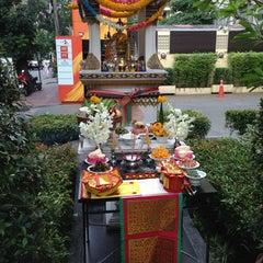 Photo taken at Bandara Suites Silom by Matt H. on 2/9/2013