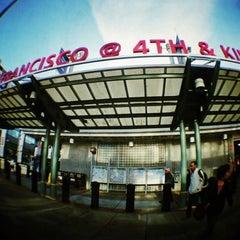Photo taken at San Francisco Caltrain Station by Aki Y. on 12/7/2012