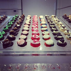 Photo taken at Baked By Melissa by Jezzika C. on 2/6/2013