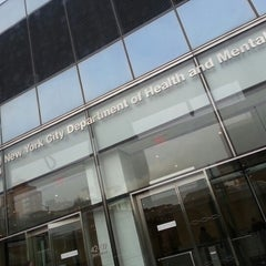 Photo taken at NYC Department of Health & Mental Hygiene by Kyle Willow B. on 11/19/2012