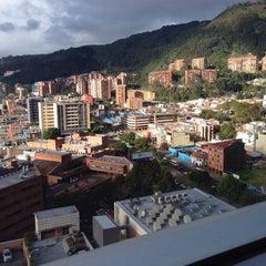 Photo taken at Torre Cusezar by Santiago P. on 8/22/2013