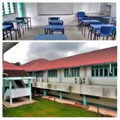 Photo taken at Kolej Profesional Mara Beranang by Nik Muhammad H. on 11/26/2014