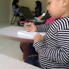 Photo taken at STKIP Siliwangi Bandung by Italita on 3/11/2014