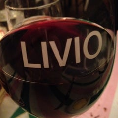 Photo taken at Chez Livio by Najett d. on 10/29/2012