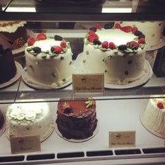 Photo taken at Sweet Lady Jane Bakery by Alexandra E. on 6/9/2013