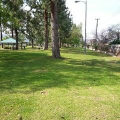 Photo taken at William Steinmetz Park by Rafael C. on 3/3/2014