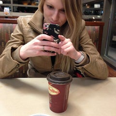 Photo taken at Tim Hortons by Madison T. on 3/31/2013