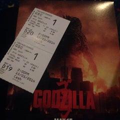 Photo taken at Golden Screen Cinemas (GSC) by Mirr M. on 5/15/2014