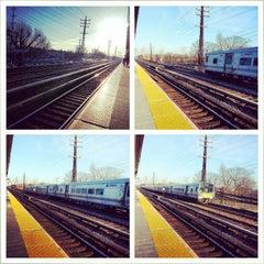 Photo taken at LIRR - Valley Stream Station by Gabe on 3/13/2013