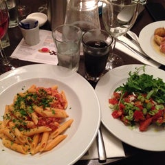 Photo taken at Carluccio's by Aaron L. on 3/15/2014