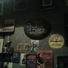 Photo taken at Adhere the 13th Blues Bar by Padorn P. on 7/14/2015