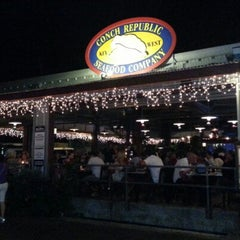 Photo taken at Conch Republic Seafood Company by Chris R. on 12/26/2012