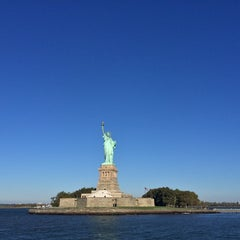 Photo taken at Miss New York Ferry by Anna on 10/5/2014