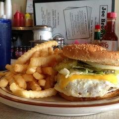 Photo taken at Joe Brown's Cafe by Chris H. on 7/11/2013
